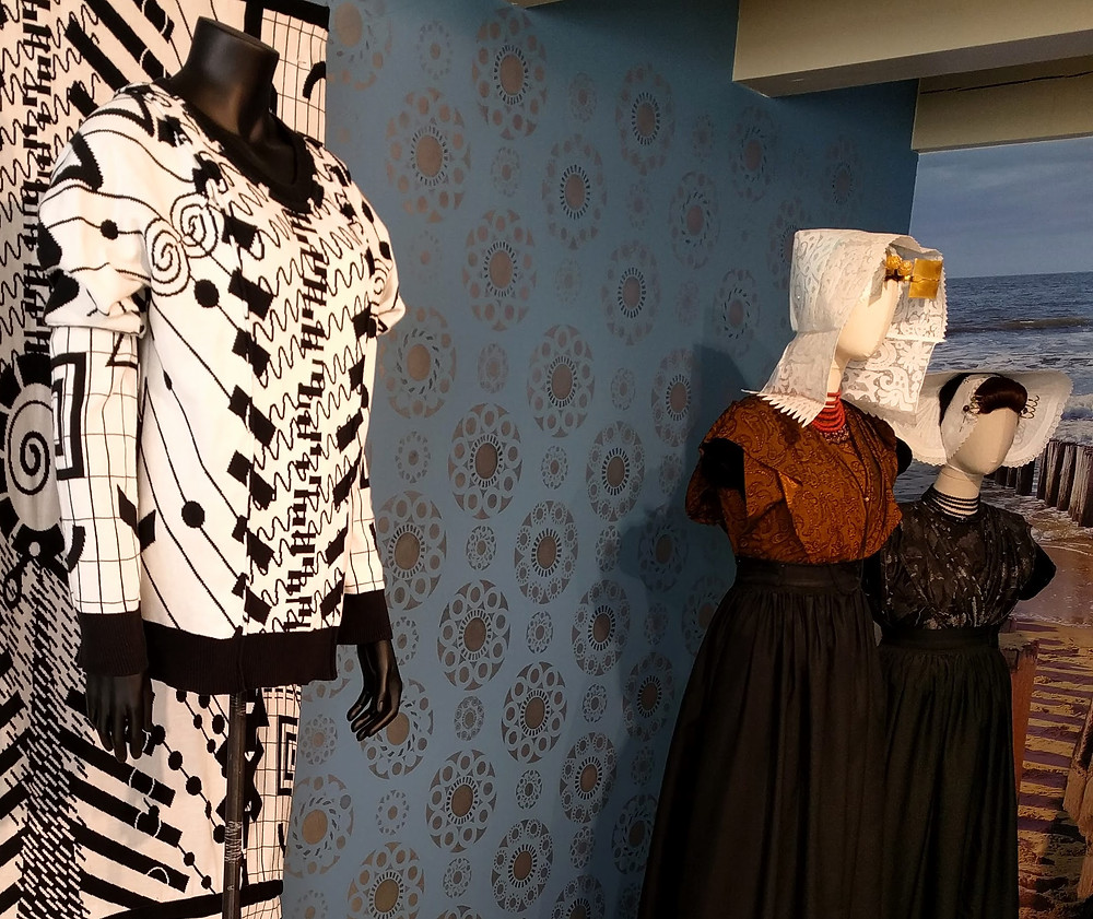 עיצוב של המעצב אנטואן פייטרס בהשראת מסורת הקיפולים של זילנד