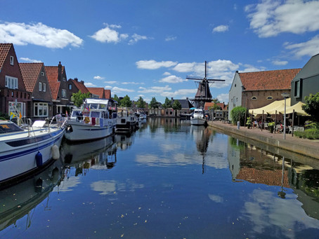 מֶפֶּל, אמסטרדם של הצפון