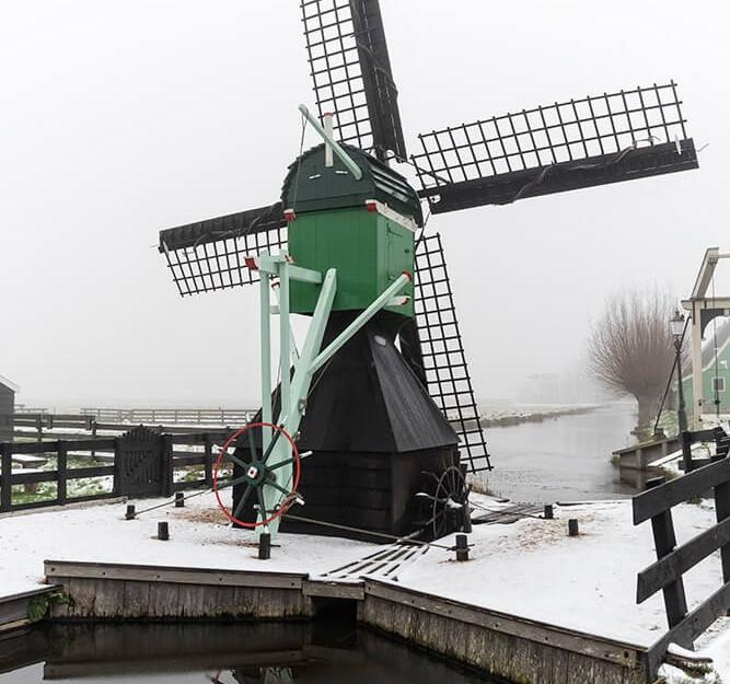 טחנת רוח ירוקה