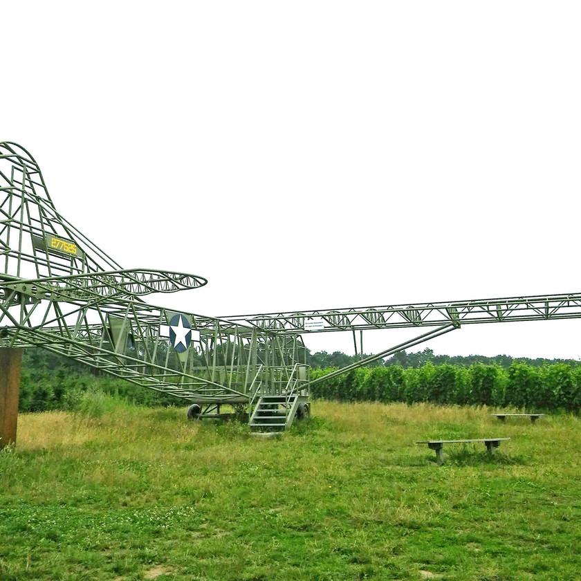 אתר הזיכרון למבצע מרקט גרדן ליד ניימכן