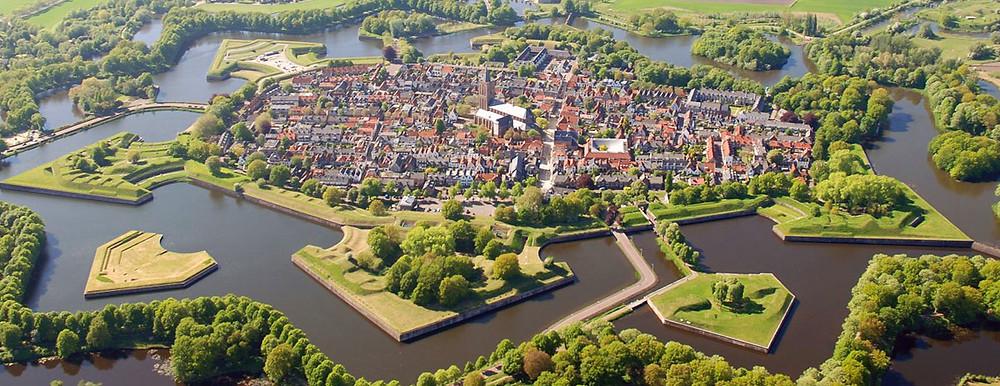 נארדן, הכוכב של הולנד