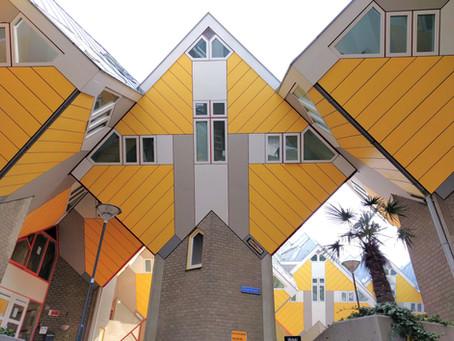 רוטרדם: בירת הוינטג' והארכיטקטורה ההולנדית