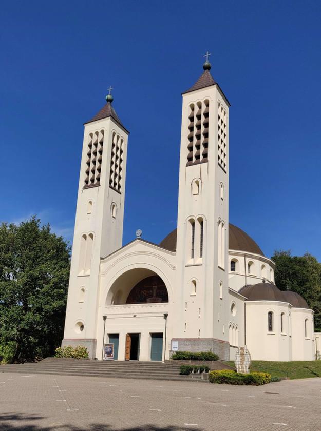 כנסיית הר וגיא, ניימכן