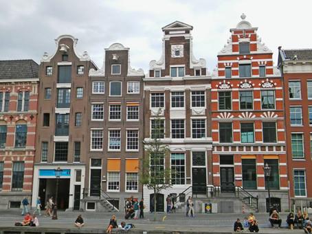 גמלים באמסטרדם?