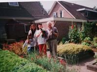 המשפחה בהולנד