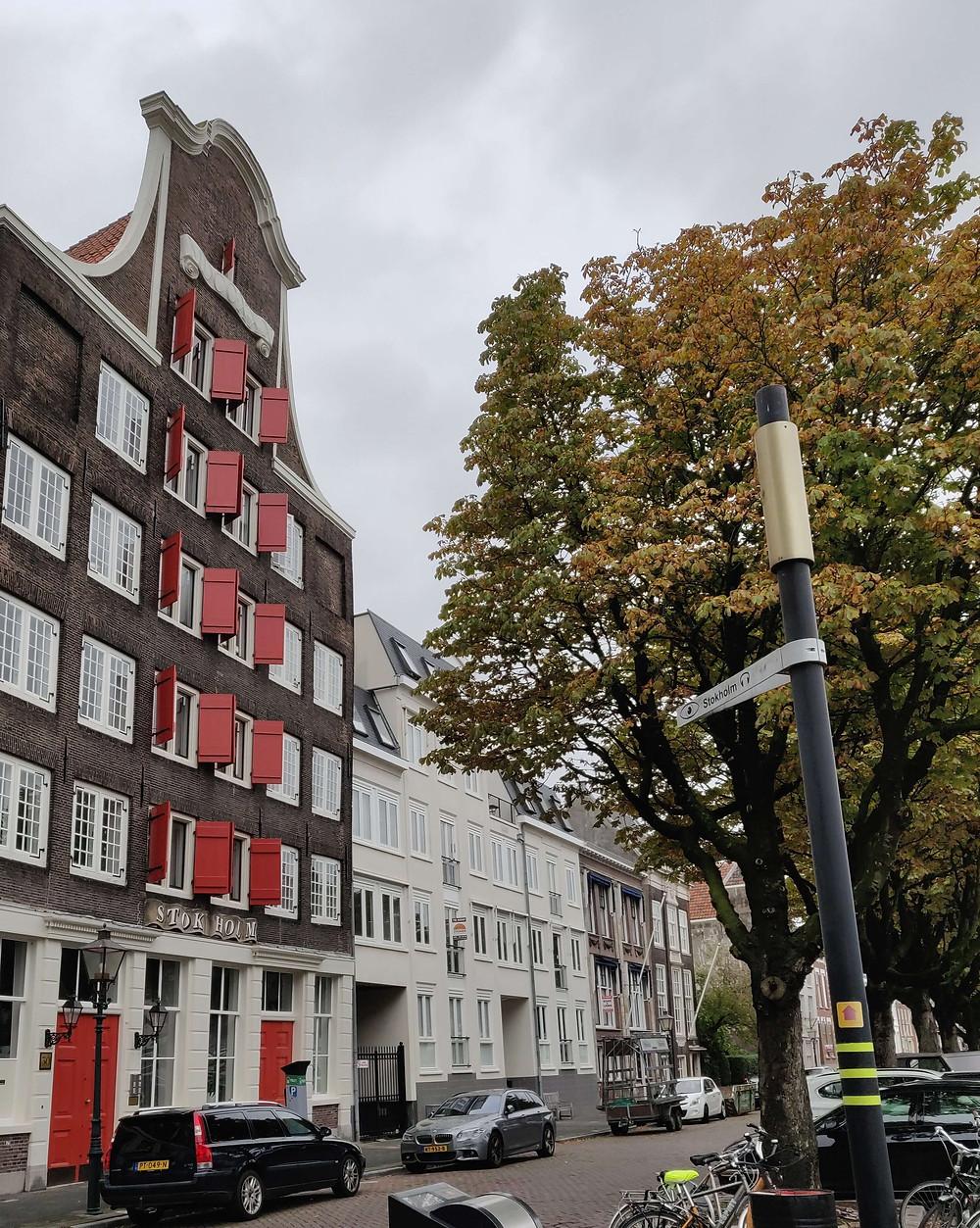 בית אחסון מן המאה ה 18, בית סטוקהולם