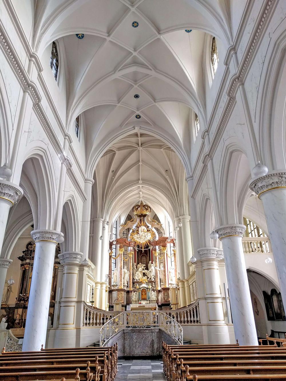הכנסיהנכללת ברשימת 500 האוביקטים האומנותיים החשובים בהולנד