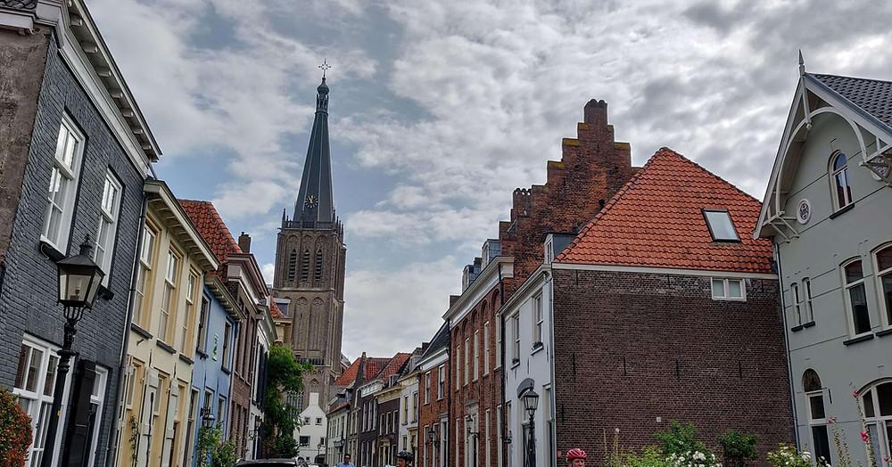 בתים מהמאה ה 15