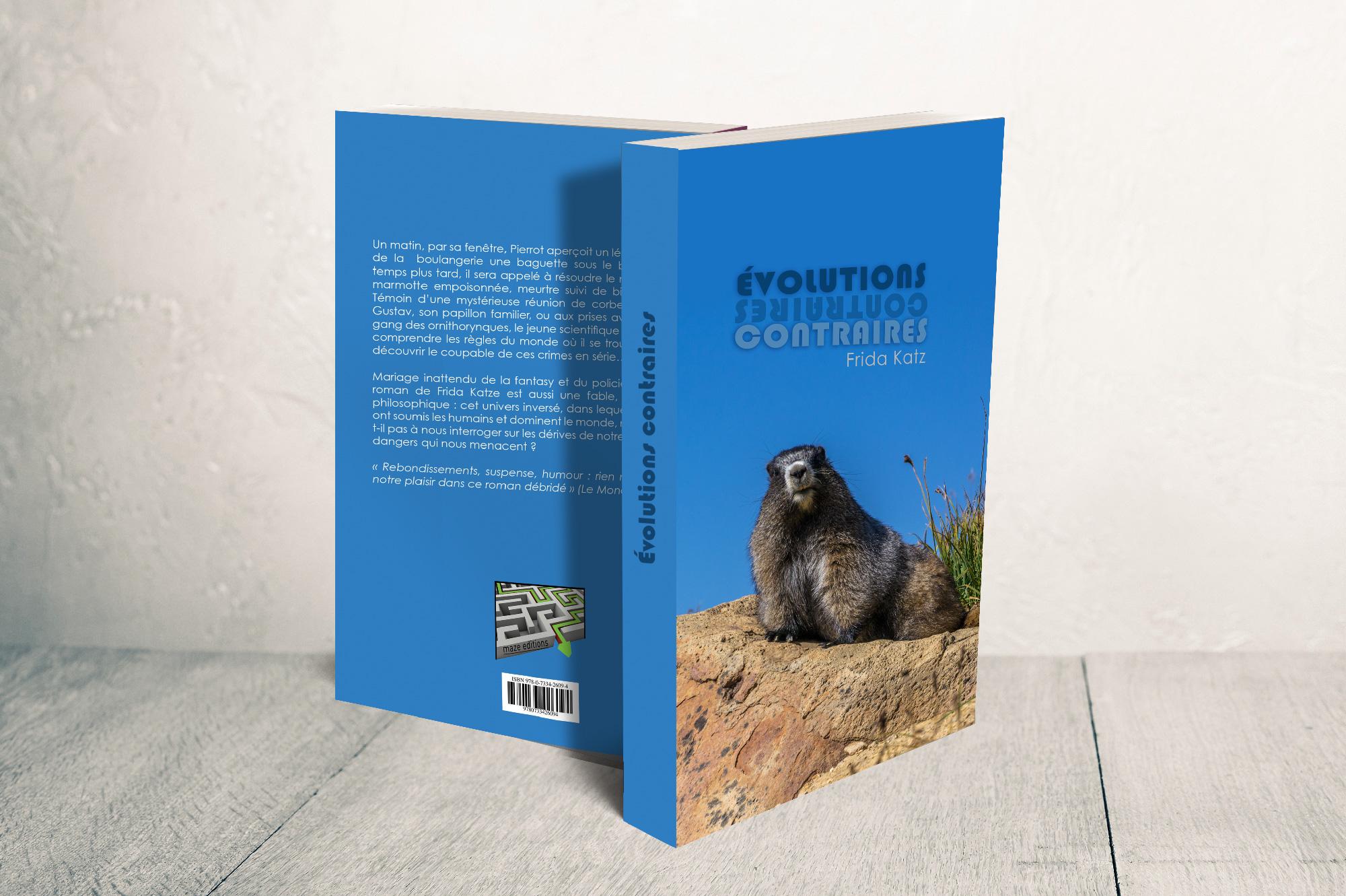 Evolutions contraires
