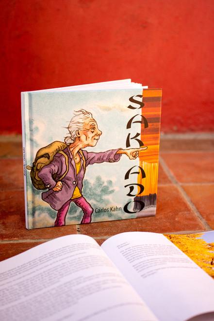 Sakado - Le livre