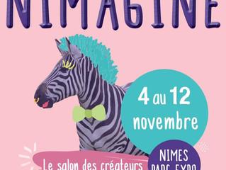 Salon Nimagine du 4 au 12 Novembre 2017