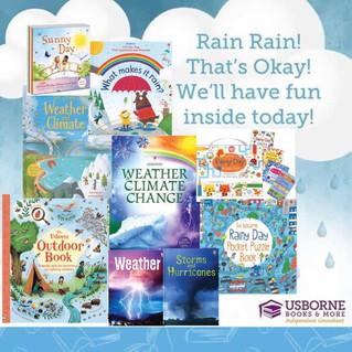 Usborne Books about Weather
