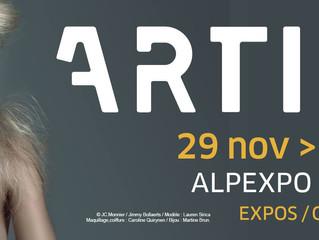 Salon Artisa Grenoble du 29 Novembre au 3 Décembre 2017