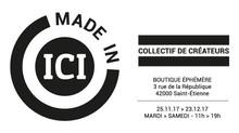 Boutique éphémère Saint Etienne du 25 Novembre au 24 Décembre !