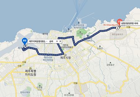 하나 네 Hana Stay 民宿 map .1.png