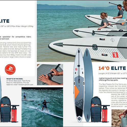 Elite Race  Sup Inflable  Red paddle  disponible  12,6' y 14'