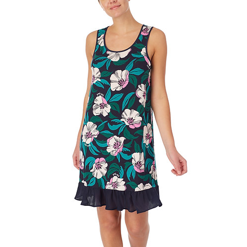 Kate Spade Tropical Floral Modal Jersey Chemise