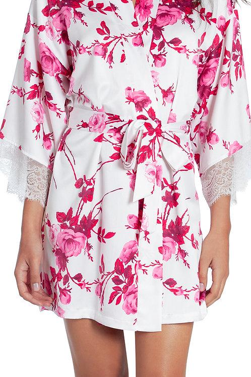 In Bloom Loveland Short Wrap Robe