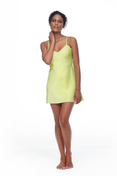 Rya Collection Fresh Chemise- Chartreuse