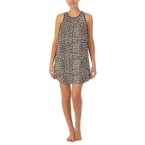 Kate Spade Leopard Modal Jersey Chemise