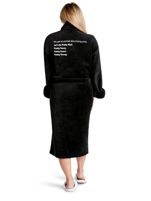 LA Trading Co. Luxe Plush Robe - Let's Be Pretty