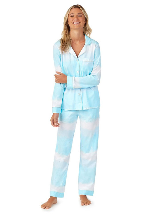 Bedhead On Cloud Nine Long Sleeve Knit Classic PJ Set