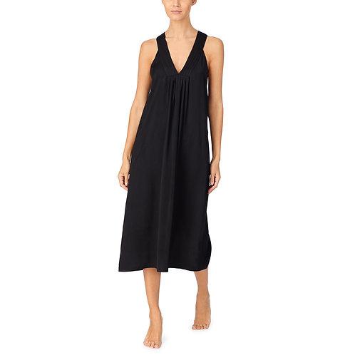 Donna Karan Charmeuse Maxi Gown