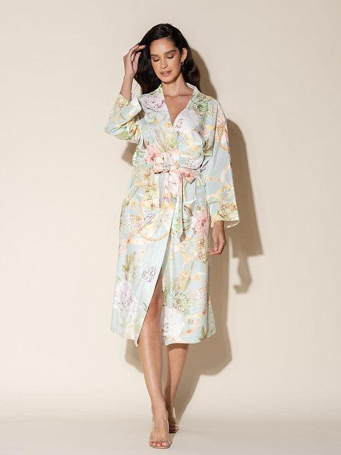 Wrap Up La Boheme Kimono
