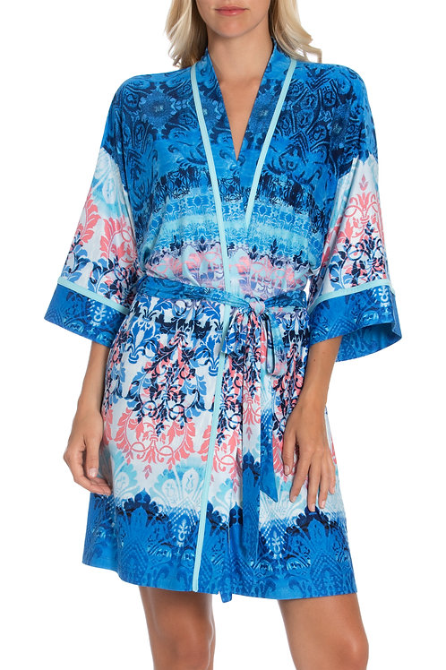 In Bloom Madeira Short Wrap