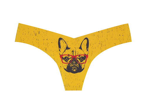 Commando Classic Photo-Op Frenchie Thong