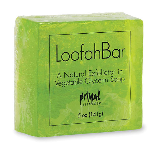 Loofahbar Soap 5.0 OZ. - Juicy Kiwi