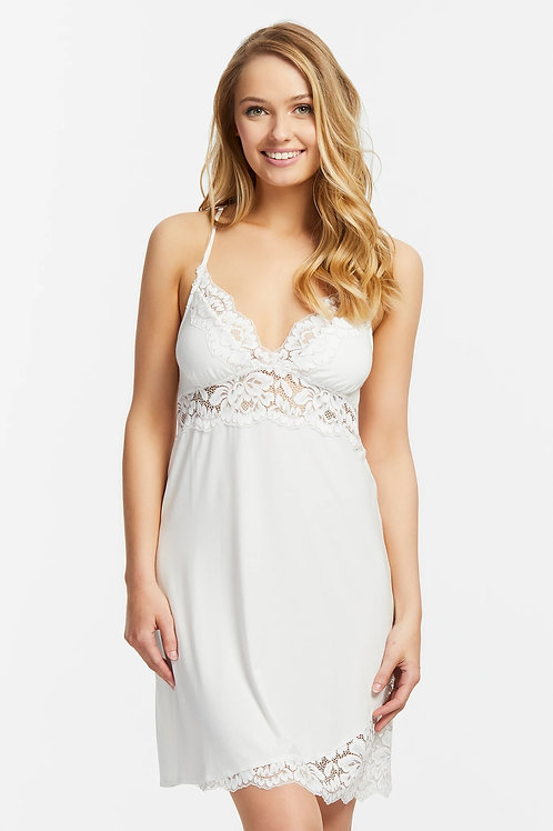 Fleur't Everlasting Lace Hem Supportive Chemise