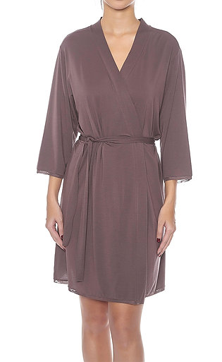 Addiction Douceur Robe - Chocolate