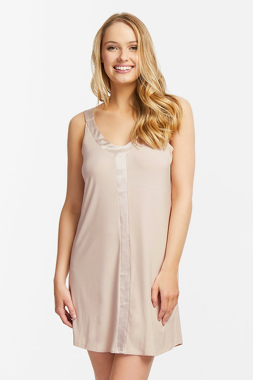 Fleur't Mix & Match Silk Detail Chemise