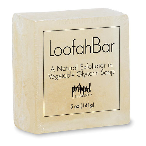 Loofahbar Soap 5.0 OZ. - Apricot Island