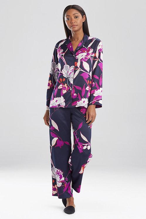 Natori Odessa Print Pajama Set
