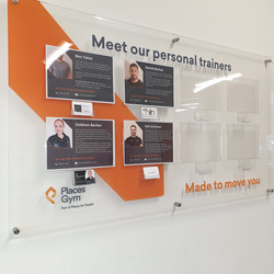 Personal Trainer Boards