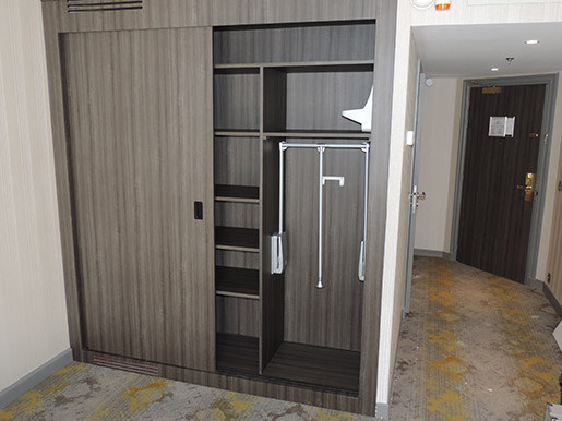 Wardrobes and Changing Rooms