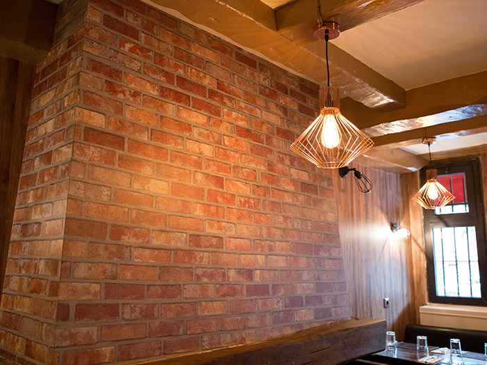 Brick Effects and Natural Stones