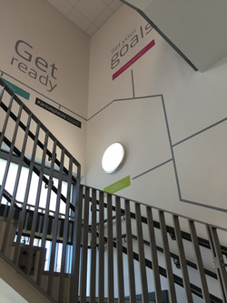 Stairwell Graphics