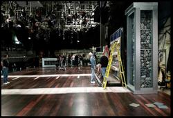 Television Flooring