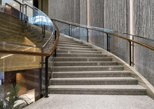 Stairwells and Skirting