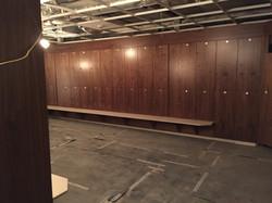 Locker Installations