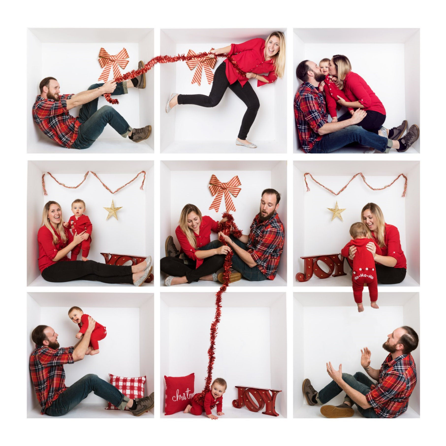 CHRISTMAS IN A BOX SHOOT