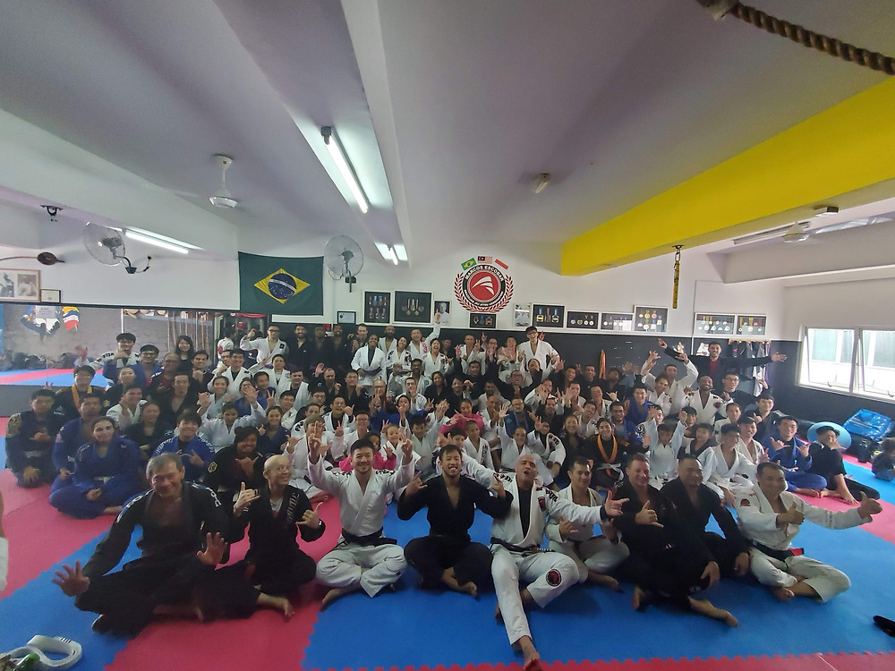 Jiu-Jitsu Malaysia - MEBJJA