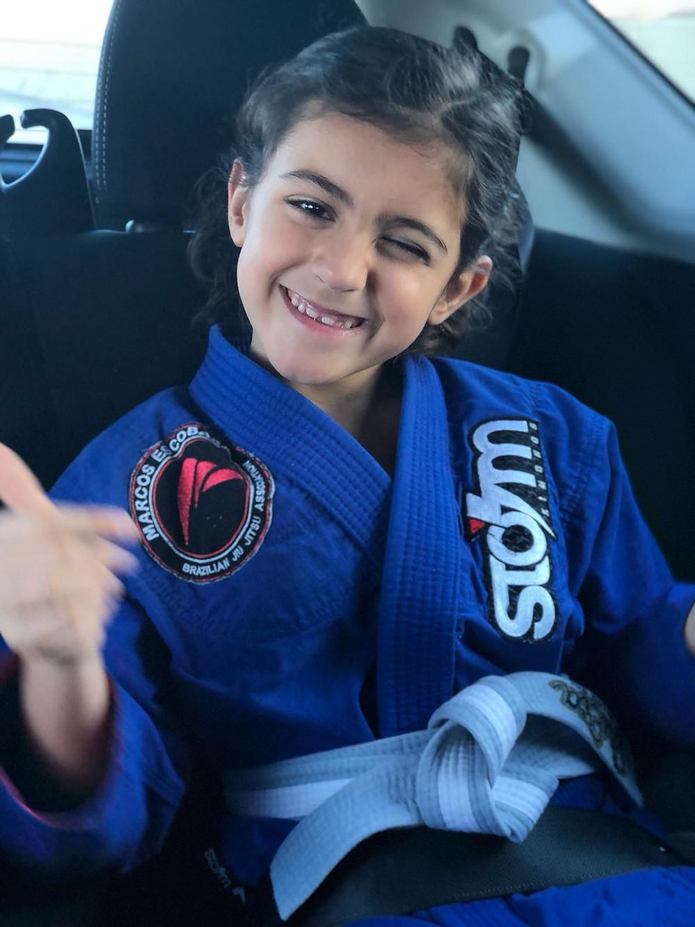 Kids Jiu-Jitsu and Self-Defense
