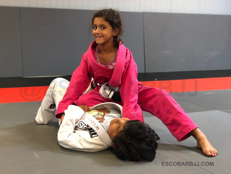 Why To Start Training Jiu Jitsu