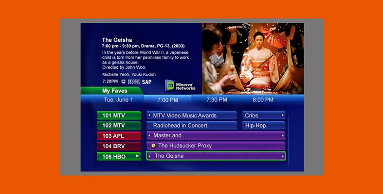 Guía Digital Reportv