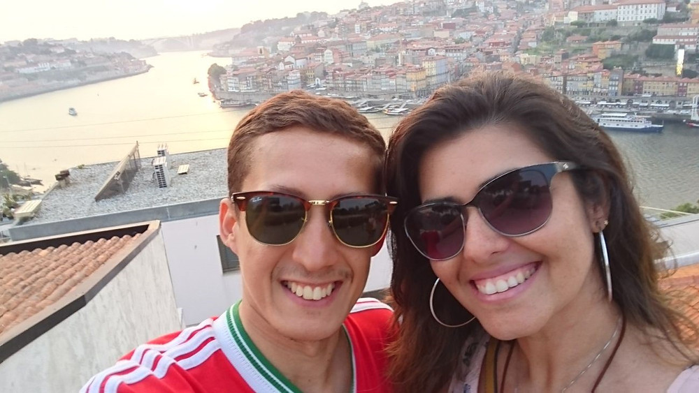 Greg e eu, Porto