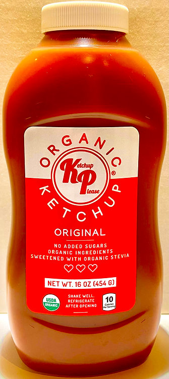1 Bottle of Ketchup Please